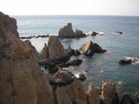 Pesca litoral en Almería desde barco, 8 horas
