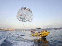圣安东尼奥湾儿童帆伞运动