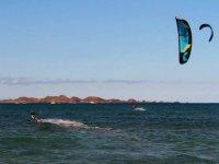 El kitesurf en Fuerteventura