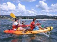 Senderismo costero+ kayak en Coruña
