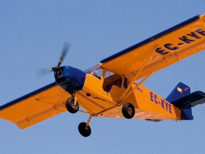 Aerosumaer Madrid Vuelo en Avioneta