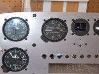 Panel de instrumentos