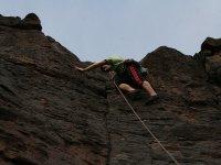 tecniche di arrampicata