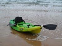 el kayak listo para usar