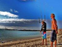 Praparados for wakeboarding