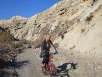 En bici por el parque natural