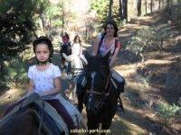 Rutas a caballo para todas las edades y niveles