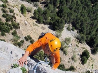 开始运动攀登2天马拉加