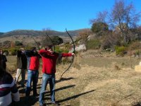 logoescoaventura学习射箭的