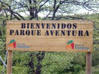 Bienvenida a nuestro parque