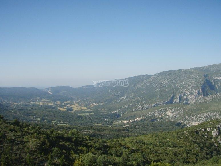 Valle de Rodellar
