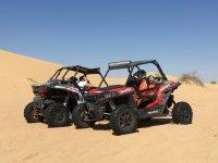Recorrer las dunas de Fuerteventura