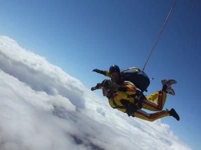 Curso paracaidismo + titulación A + 4 Way, Lillo