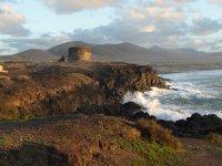 Playas y acantilados de Fuerteventura