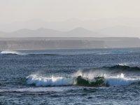 Océano Atlántico en Fuerteventura