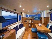 Interno delle nostre barche