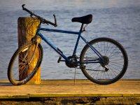 BIcicleta en las Canarias