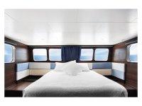 Interni di lusso yacht