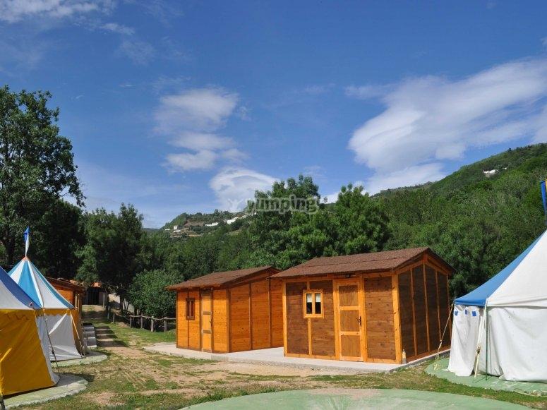 Campamento Ecuestre