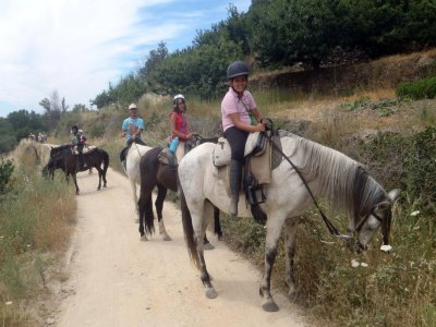 Horse riding camp in Barrado, 9 days