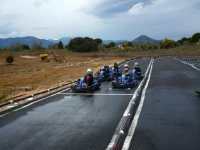 Tanda de Karting 10 minutos circuito de Almorox