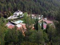 Vista general del hotel Val de Pinares