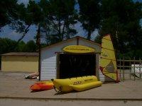 Ven a practicar kayak a Windsurf Tarragona