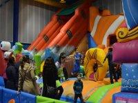 Cumpleaños en nuestro parque infantil