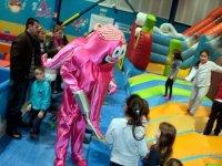 Parque infantil en A Coruña