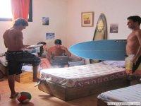 Sale comuni del campo di surf
