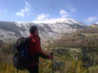 Trekking en el monte