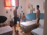 Sistemazione Surf Camp
