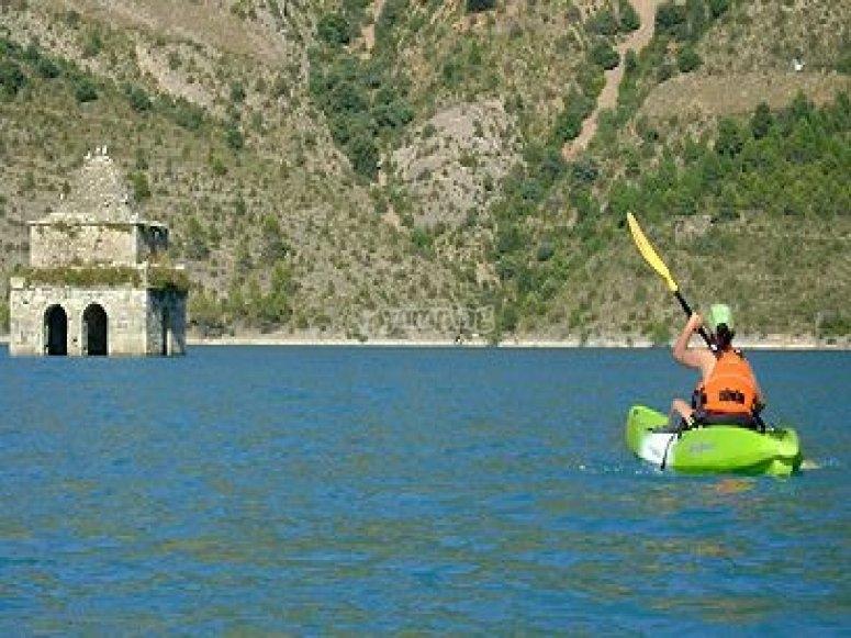 Pirineos' reservoirs