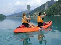 Two seater kayaks