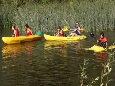Hulu Ocio Aventura y Naturaleza, s. l Kayaks