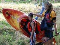 Kayaks para los más pequeños