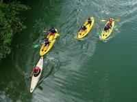 Ruta en Kayaks