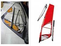Vele da windsurf premium