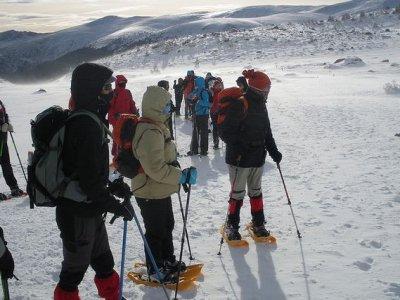 Desestrek Raquetas de Nieve