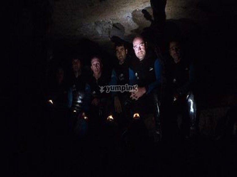 cuevas ocuras