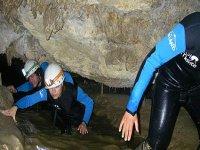 grutas estrechas