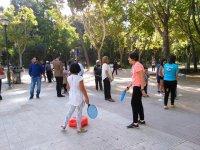 Juegos en el parque en Albacete