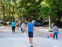 Juegos para peques al aire libre en Albacete