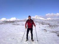 Trekking invernal Pico Umión