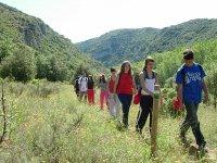 Ruta senderismo 3 horas PN Montes Obarenes