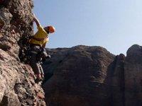 Mallo de Riglos高级登山