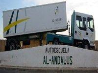 Centro de conduccion Al Andalus