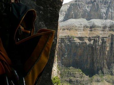 在Ordesa进行高级攀登