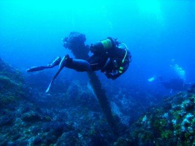 PADI潜水员课程,在塔里法,3天