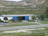 Alrededores del aeródromo
